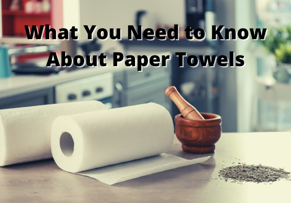 What You Need to Know About Paper Towels