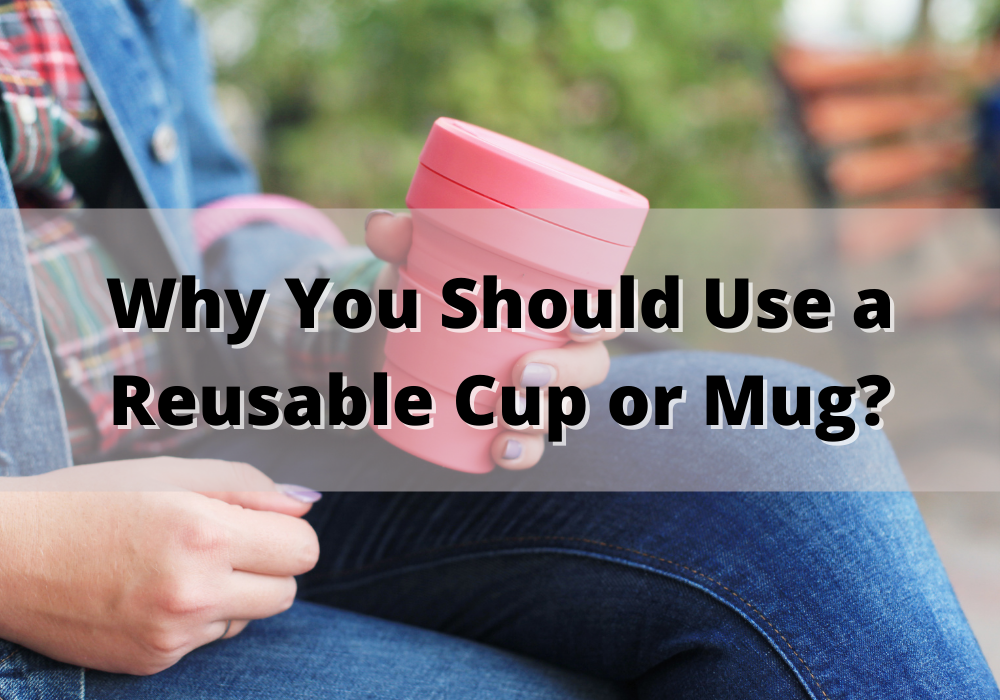 Why You Should Use a Reusable Cup or Mug
